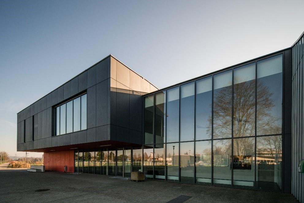 Complexe sportif à Marckolsheim