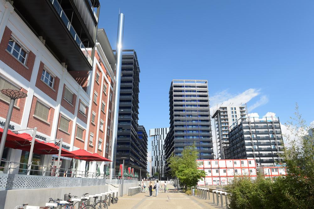 Aménagement urbain à Strasbourg