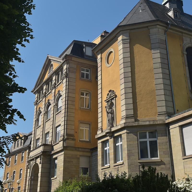 Clinique Sainte Odile à Strasbourg