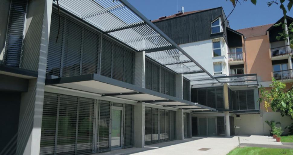 Maison de retraite Les colombes à Souffelweyersheim