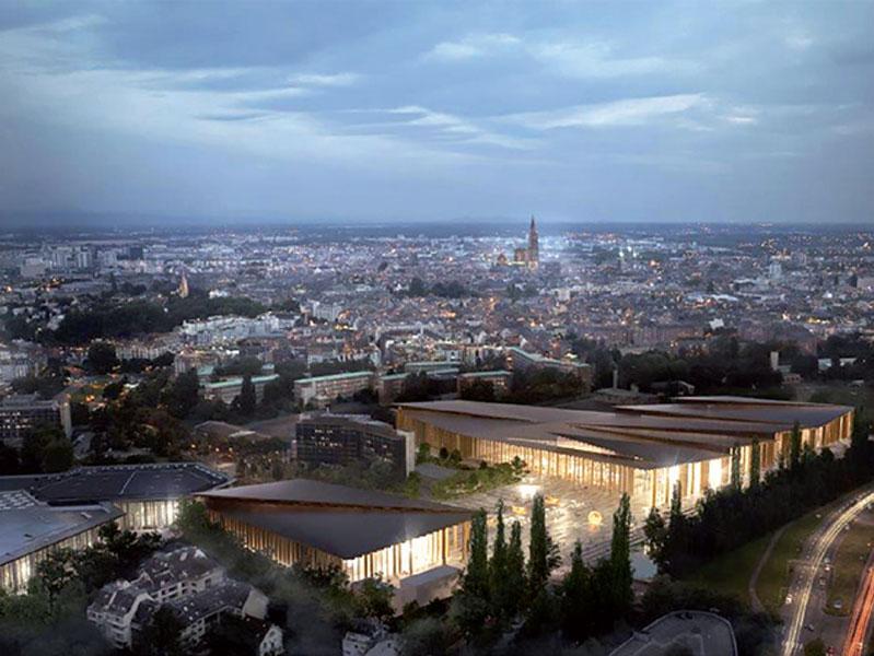 Projet nouveau parc des expositions