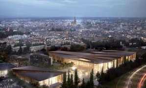Nouveau parc des expositions (PEX)