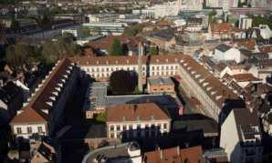 Signature avec le futur occupant de l'îlot central de la Manufacture des Tabacs de Strasbourg