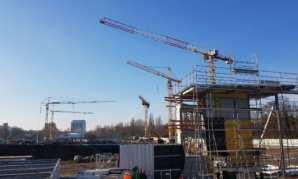 Les travaux du nouveau Parc des Expositions (PEX) de Strasbourg ont démarré