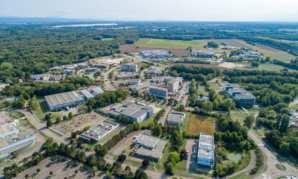 Les chantiers fleurissent au Parc d'Innovation Strasbourg !