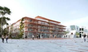 Début des études pour la construction du parking silo au sein du « Pôle gares » de Haguenau