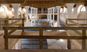 La reconversion du site historique de la Manufacture des Tabacs s'accélère à la Krutenau : une visite de chantier