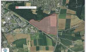 Un projet de zone d'activités économiques est à l'étude à Issenheim!