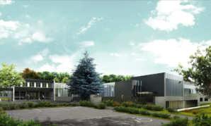 Ca y est: les lots techniques sont en cours dans l'extension du plateau technique du «Pôle d'Excellence Hôtelier» (PEHI) sur le site du lycée Alexandre Dumas à Illkirch-Graffenstaden!