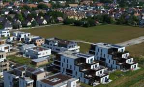 Jardin des Sources: la 2ème tranche du nouveau quartier de Mittelhausbergen a démarré!